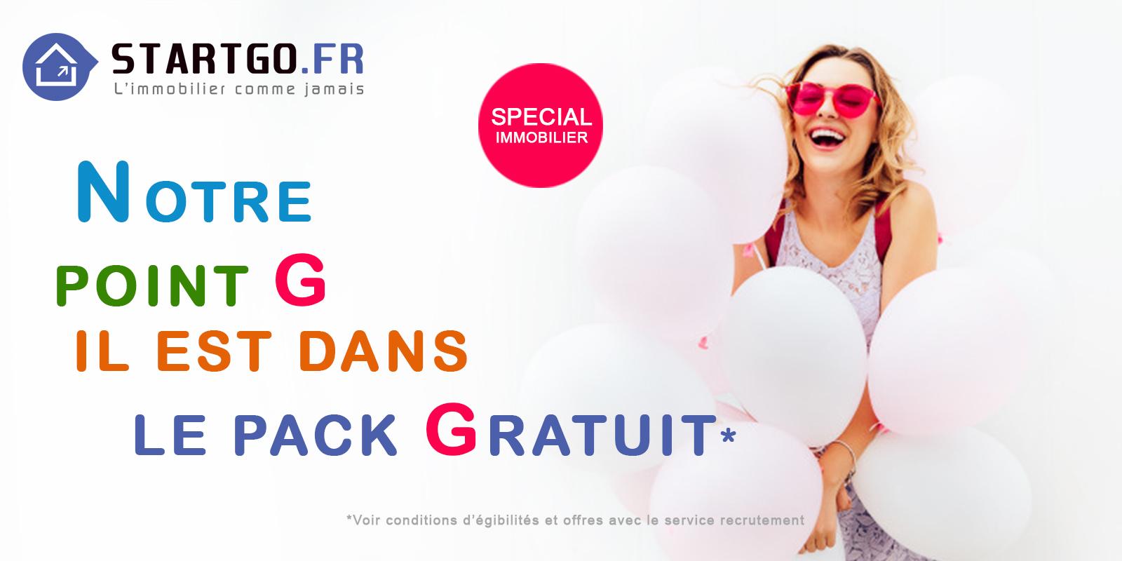 Biarritz - Pack Gratuit 100% de commission Recrute conseiller immobilier H/F